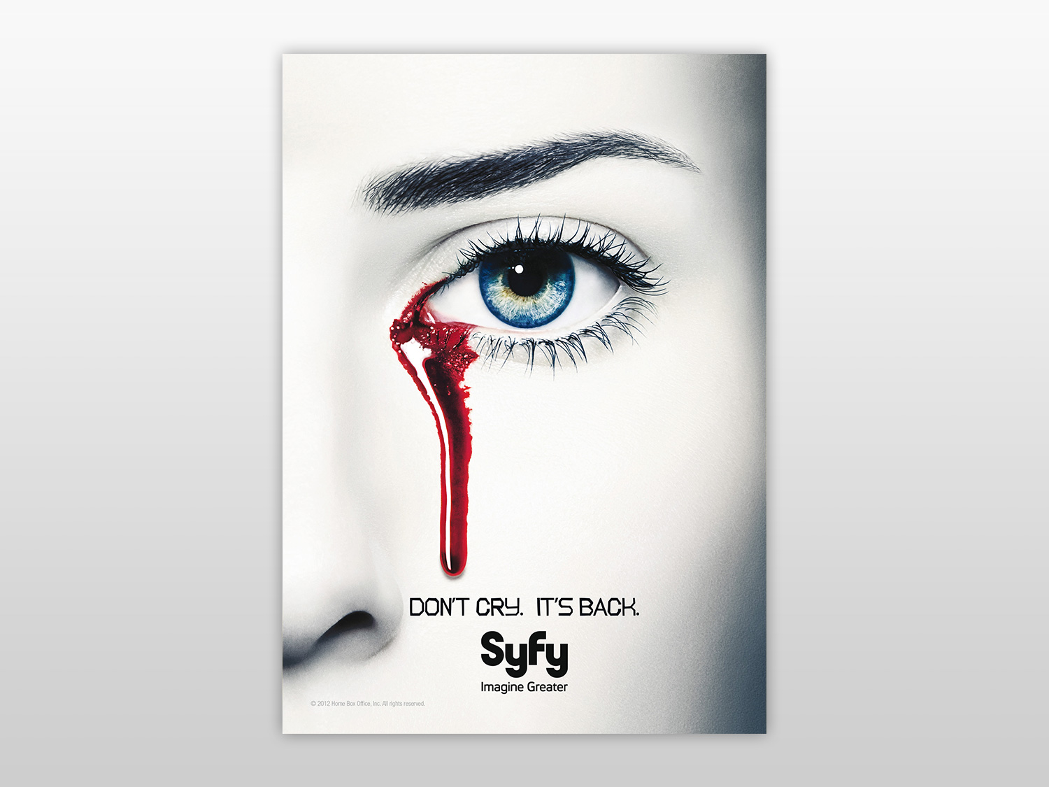 Full-Page Ad for Season 6