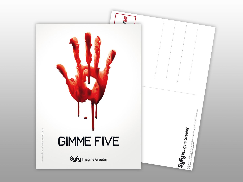 Postcards for Season 5