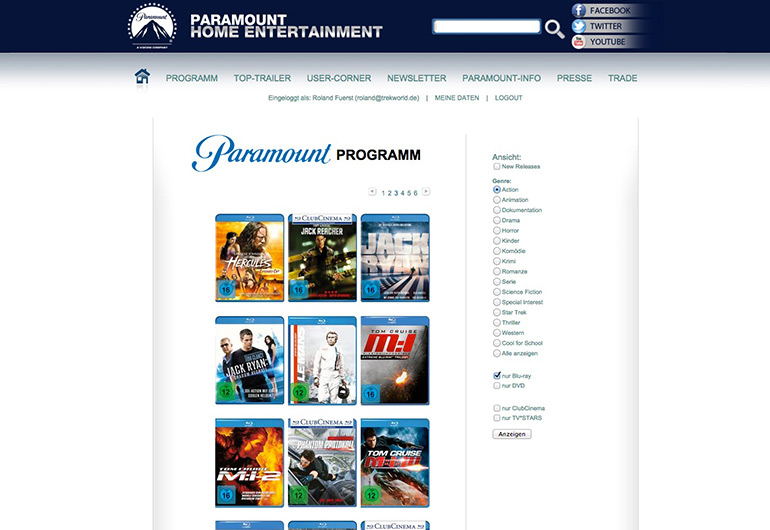 paramount-programm