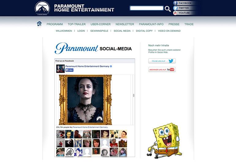 paramount-social-media