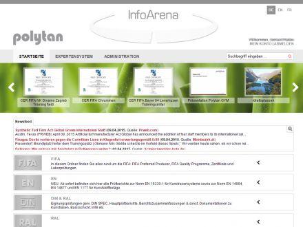 polytaninfoarena_startpage